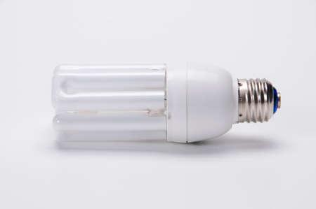 fluorescent lamp: Fluorescent lamp Stock Photo