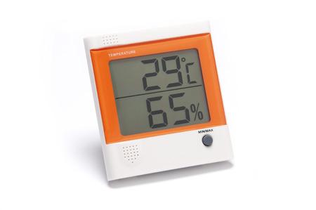 Thermo-hygrometer Banco de Imagens