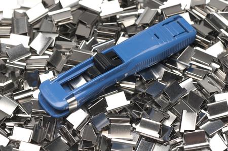 staplers: Gachakku and Gacha ball