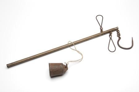 brass rod: Bar scale
