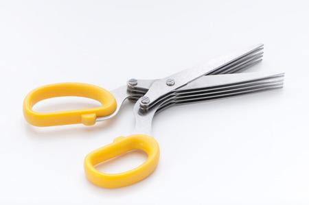 smug: Shredder scissors