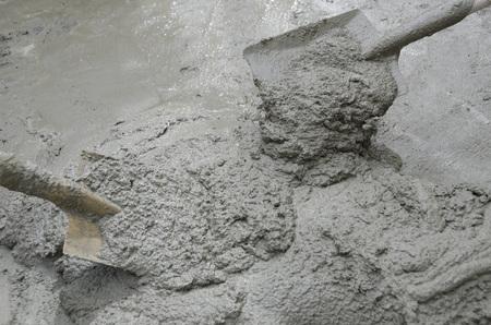 admixture: Scoop-and-mortar