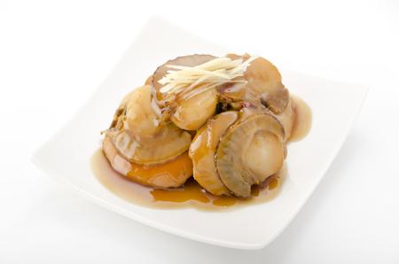 petoncle: plat de pétoncle