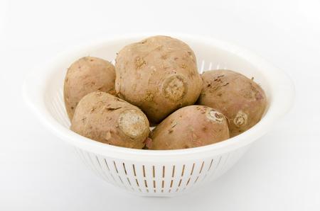 sweet potato: La patata dulce ANNOUIMO
