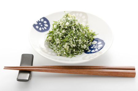 NIGANANOSHIRAAE okinawan cuisine Stock fotó
