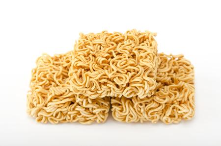 instant ramen: Instant ramen, instant noodle, Stock Photo