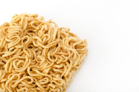 Instant ramen, instant noodle, Stock Photo