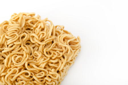 loosen up: Instant ramen, instant noodle, Stock Photo