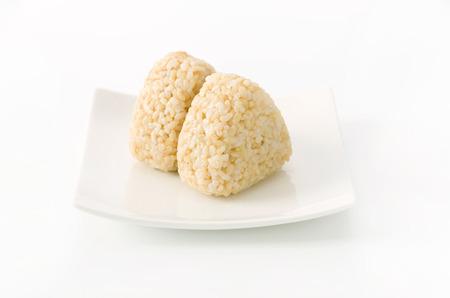 玄米おにぎり、玄米、玄米 写真素材 - 59214165
