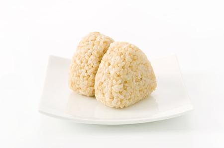 玄米おにぎり、玄米、玄米 写真素材 - 59214166