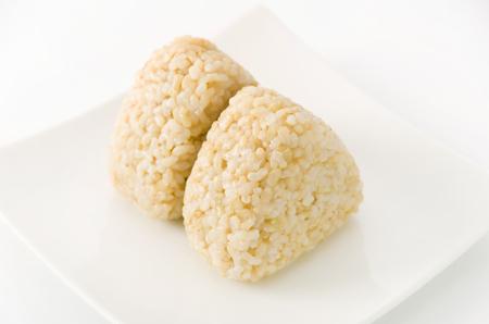 玄米おにぎり、玄米、玄米 写真素材 - 59214168