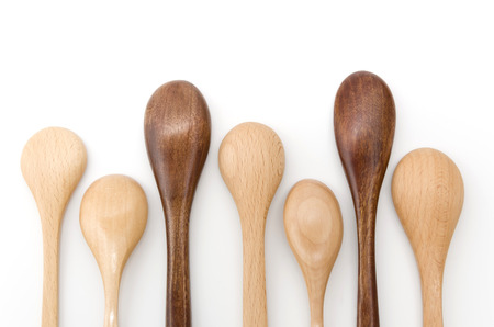 small articles: wooden spoon