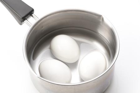 boiled egg: boiled egg