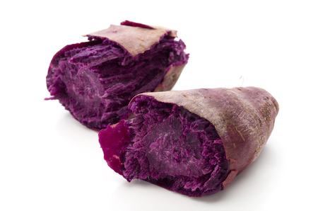 カステラ、紅芋、紫芋