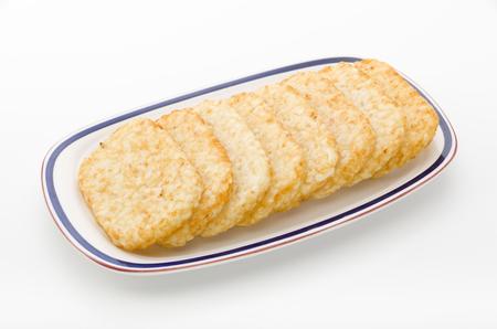 papas doradas: croquetas de patata