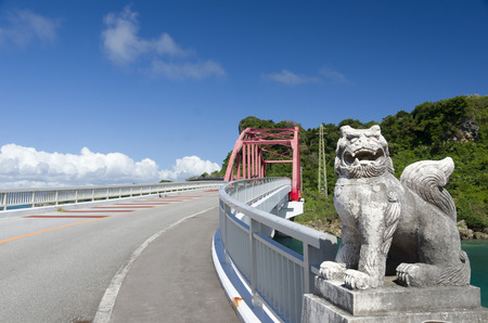 Okinawa, Ikei Long Bridge,