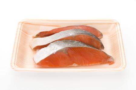 Salmon Stockfoto