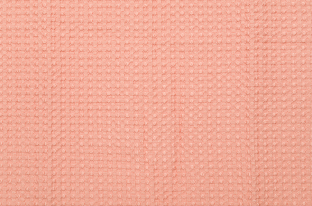 fabric texture: pink fabric background texture Stock Photo
