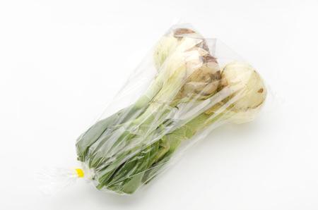 season-fresh onion Stock Photo