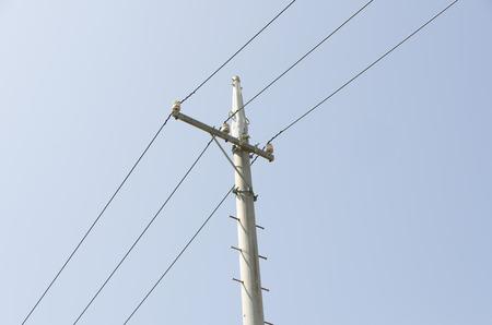 電柱 写真素材 - 73531453