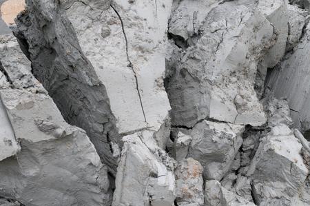 Clay, Kucha (soil of Okinawa) Reklamní fotografie