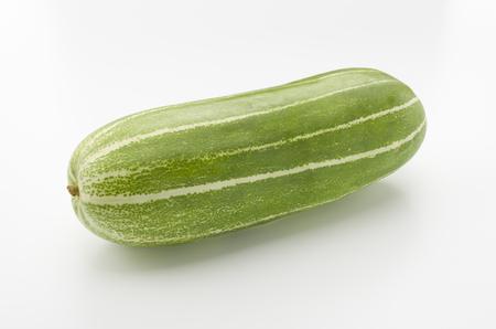 Oriental pickling melon, Cucumis melo var. conomon, shirouri, Stock Photo