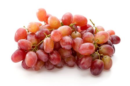 Red Grape, Crimson Seedless Grapes Stok Fotoğraf