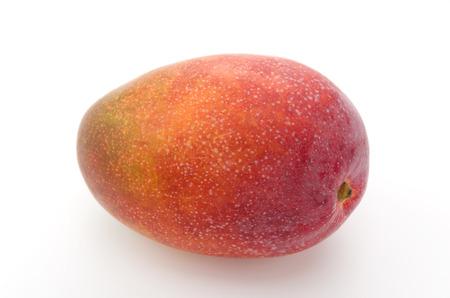 白で分離されたマンゴー 写真素材 - 88350363
