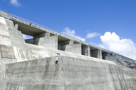 Prefectura de Okinawa Kin Town Kin Dam Foto de archivo