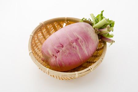 Ed Japanese radish, Daikon Beni shigure.