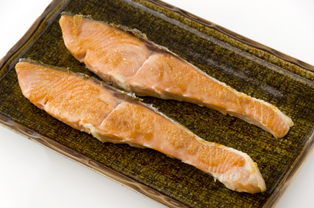 Japanese Style Grilled Salmon