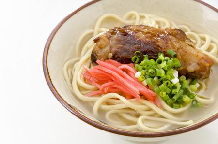 Okinawan cuisine, Okinawa soba, Sokisoba
