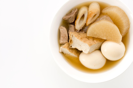 Japanese food Oden 写真素材
