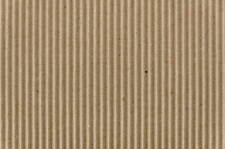 corrugated cardboard texture as background