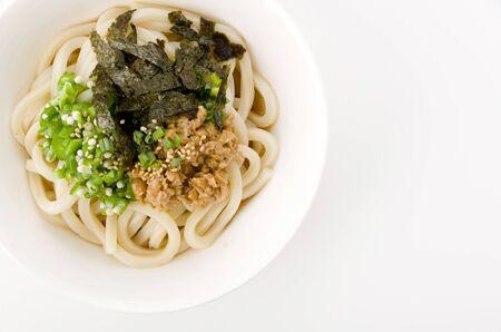 Japanese food, Hiyashi udon