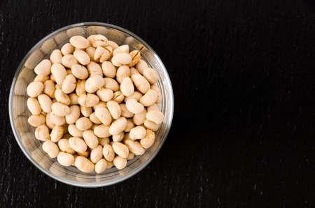 Roasted soybean, japanese snack food