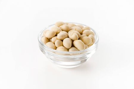 Roasted soybean, japanese snack food