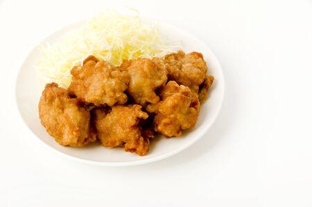 Japanese food, Karaage, Fried chicken japanese style