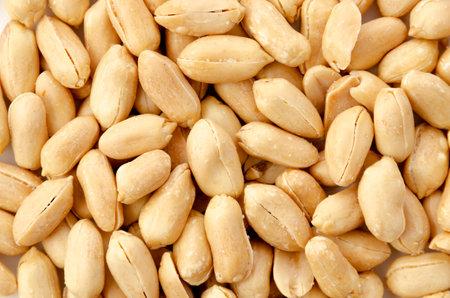closeup Roasted salted peanuts background 版權商用圖片 - 161823907