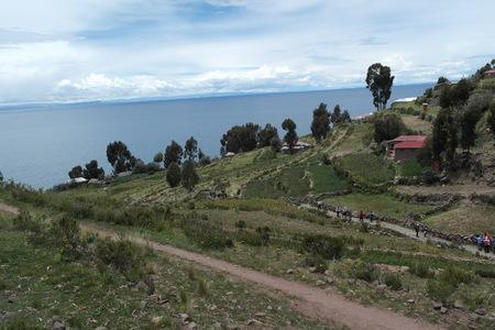 island: Taquile Island, Peru