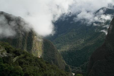 inca architecture: Macchu Picchu