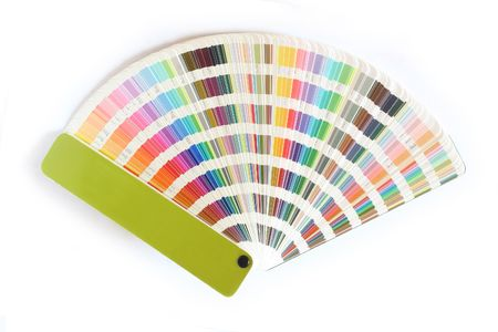 ebay: Studio Photo Color guide Stock Photo
