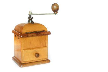 antiquity: Antiquity coffee machine Stock Photo