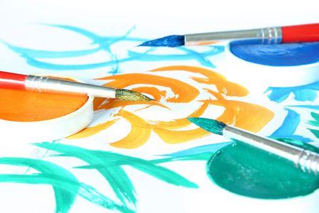 ides: Studio Photo Creative - brush & color