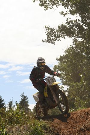 Motocross Bike - Racing Stock Photo - 1254409