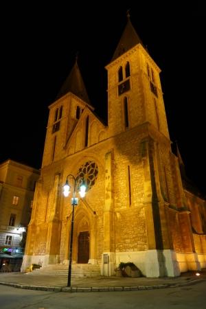 sarajevo: Sarajevo Church Bosnia