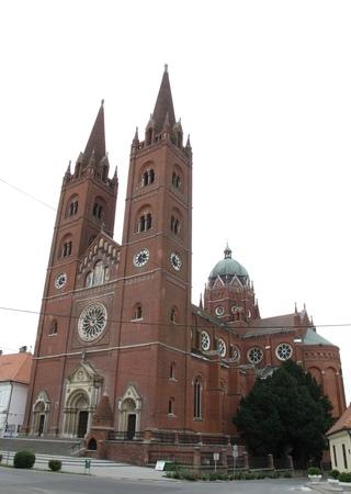 Cathedral in Djakovo akovo Dakovo Slavonija Slavonia Croatia