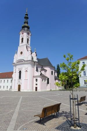 Požega Cathedral Church Croatia Slavonia Slavonija Hrvatska