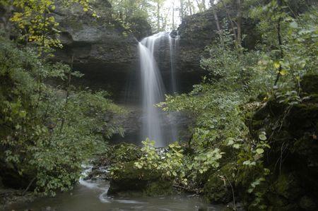 Old Mill Falls Ohio