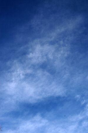 Blue Skies Stok Fotoğraf
